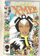Classic X-men #3 comic book mint 9.8