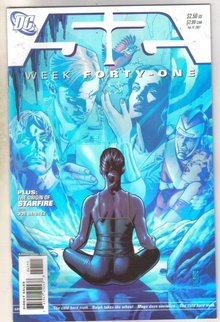 52 Week #41 comic book mint 9.8