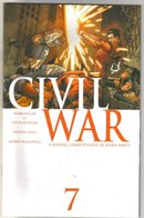 Civil War #7 comic book mint 9.8
