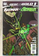 Brave and the Bold #1 (Green Lantern) comic book mint 9.8