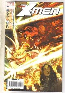 New X-men #37 comic book mint 9.8