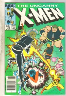 Uncanny X-men #178 comic book very fine 8.0