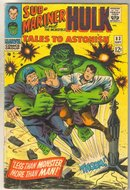 Tales to Astonish #83 comic book good/very good 3.0