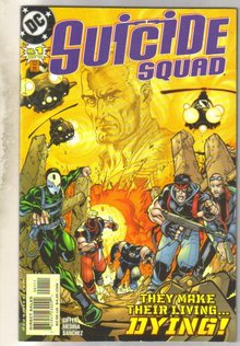 Suicide Squad #1 comic book mint 9.8