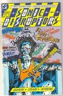 Sonic Disruptors #3 comic book near mint 9.4