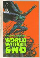 World Without End #1 comic book near mint 9.4