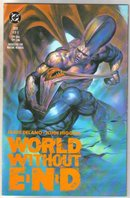 World Without End #4 comic book mint 9.8
