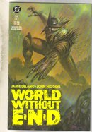 World Without End #5 comic book near mint 9.4