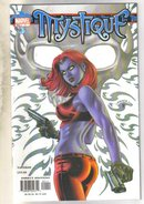 Mystique #1 comic book mint 9.8
