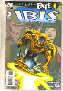 Helmet of Fate Ibis The Invincible #1 comic book mint 9.8