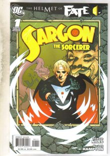 Helmet of Fate Sargon the Sorcerer #1 comic book mint 9.8