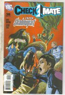 Checkmate #10 comic book near mint 9.4