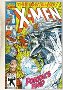 Uncanny X-Men #285 comic book mint 9.8