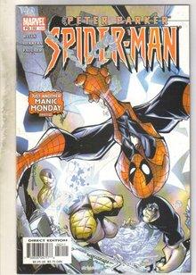 Spider-man #52/150 comic book mint 9.8