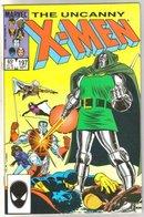 Uncanny X-men #197 comic book near mint 9.4