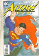 Action Comics #847 comic book mint 9.8
