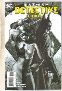 Detective Comics #831 with Harlequin comic book mint 9.8