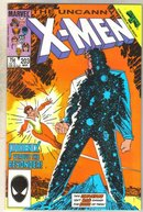 Uncanny X-men #203 comic book near mint 9.4