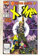 Uncanny X-men #270 comic book near mint 9.4