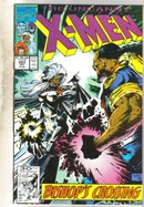 Uncanny X-men #283 comic book near mint 9.4