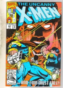 Uncanny X-men #287 comic book mint 9.8