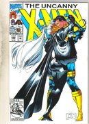 Uncanny X-men #289 comic book mint 9.8
