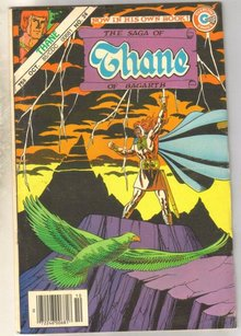 Thane of Bagarth #24 comic book very fine 8.0