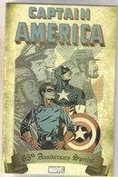 Captain America 65th anniversary special comic book mint 9.8