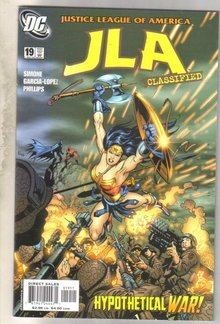 JLA Classified #19 comic book mint 9.8