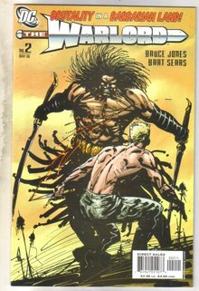 Warlord #2 comic book mint 9.8