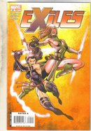 Exiles #92 comic book near mint 9.4