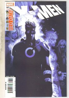 X-men #197 comic book mint 9.8