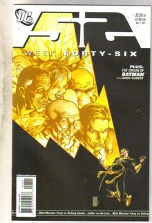 52 Week #46 comic book near mint 9.4