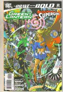 Brave and the Bold #2 Green Lantern and Supergirl comic book  mint 9.8