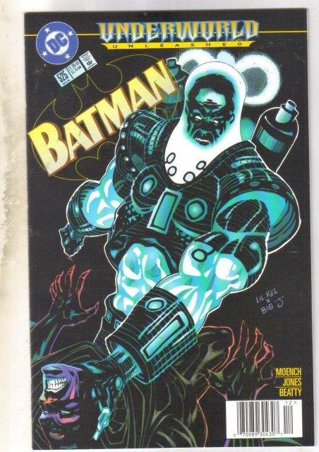 Batman #525 comic book near mint 9.4