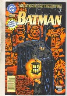 Batman #530 comic book near mint 9.4