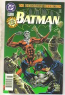 Batman #531 comic book near mint 9.4