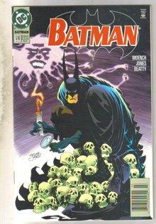 Batman #516 comic book near mint 9.4