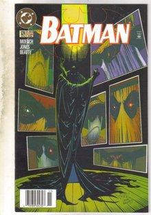 Batman #524 comic book near mint 9.4