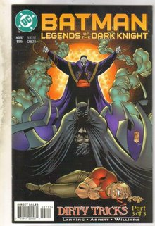 Batman Legends of the Dark Knight #97 near mint 9.4