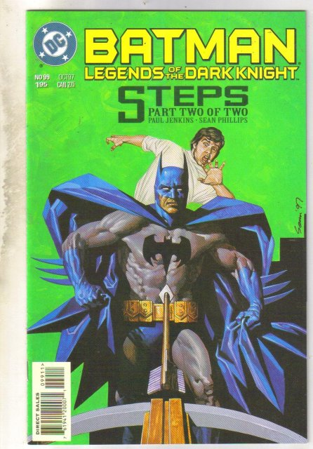 Batman Legends of the Dark Knight #99 near mint 9.4