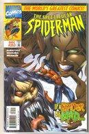 Spectacular Spider-man #252 comic book  near mint 9.4