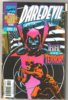 Daredevil #375 comic book near mint 9.4