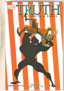 Truth #4 Red, White, and Black comic book mint 9.8