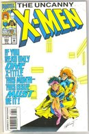 Uncanny X-men #303 comic book near mint 9.4