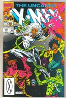 Uncanny X-men #291 comic book mint 9.8