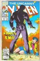 Uncanny X-men #297 comic book mint 9.8