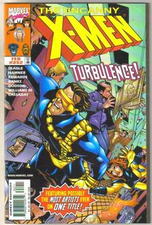 Uncanny X-men #352 comic book mint 9.8
