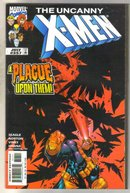 Uncanny X-men #357 comic book mint 9.8
