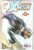 Uncanny X-men #431 comic book near mint 9.4